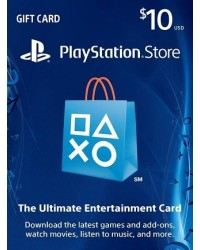 SONY PS4 CARD 10