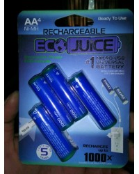 ECO JUICE  RECHARGERABLE BATTERY