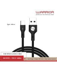 WARRIOR MICRO USB CABLE