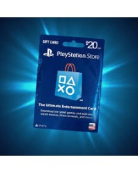 SONY PS4 CARD 20