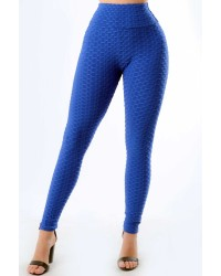 EMBOSSED DETAIL LEGGINGS