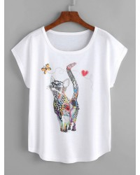 CAT GRAPHIC T'S IFT7201