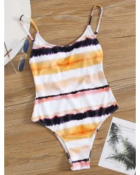 CAMI TIEDYE 1PC SWIMWEAR
