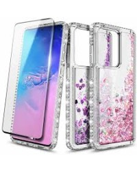 SAM S20 PLUS GLITTER CASE