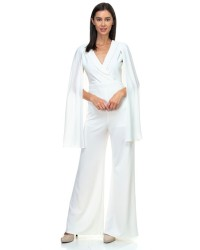 LADIES CAPE JUMPSUITS