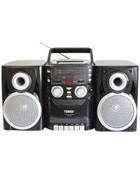 NAXA BOOMBOX MP3/CD CASSETTE