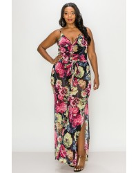 PLUS SIZE JUMPSUITS