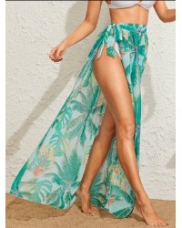 LADIES MAXI SKIRT COVER UPS