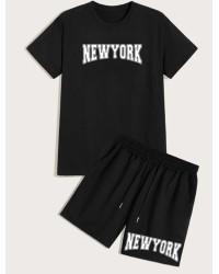 MEN NY SHORT SETS