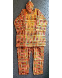 osr kente pants set
