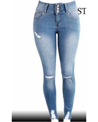 PLUS LADIES DENIM