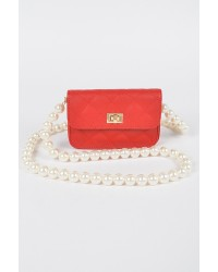 LADIES PEARL PURSE