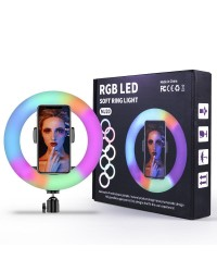 RGB LED soft ring