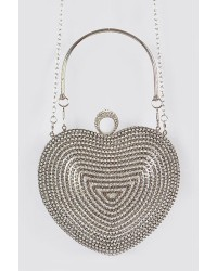 HEART SHAPE PURSE