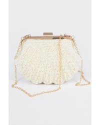 SHELL SHAPE CLUTCH