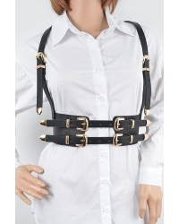 BUCKLE HARNESS BELT