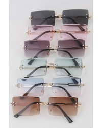 RIMLESS SUNGLASS