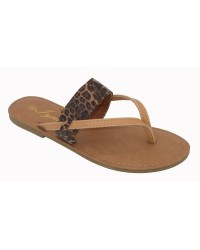 LEOPARD CHEETA SANDALS