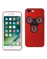 IPHONE 8/7 WITH LED FIDGET SPINNER