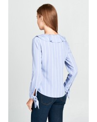 L/S STRIPED TOPS