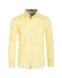 MEN L/S SOLID SHIRT